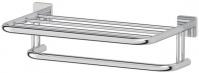 Подробнее о Полка Ellux Avantgarde AVA 029 для полотенец 50 х h14 cм хром