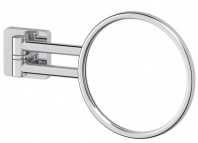 Подробнее о Зеркало Ellux Avantgarde AVA 058 косметическое диаметр 14,6 cм хром