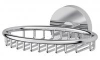 Подробнее о Мыльница Ellux Elegance ELE 012 подвесная решетка хром