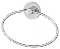 Подробнее о Полотенцедержатель Ellux Elegance ELE 015 кольцо хром
