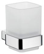 Подробнее о Стакан Emco Loft 0520 001 00 настенный хром / стекло матовое
