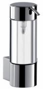Подробнее о Дозатор для мыла Emco System 2 3521 001 00 настенный хром /стекло прозрачное
