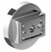 Подробнее о Крепление для аксессуаров Emco Vara 4280 001 03 универсальное вариант 02 хром
