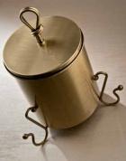 Подробнее о Ведро для мусора Etruska Nodo  1872/55 золото