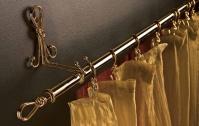 Подробнее о Карниз Etruska Nodo 1883/100/75 для ванны 100 см никель