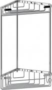 Подробнее о Полка FBS Ryna RYN 003 решетка угловая 2 х уровневая хром