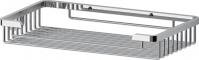 Подробнее о Полка FBS Ryna RYN 021 решетка прямоугольная хром