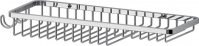 Подробнее о Полка FBS Ryna RYN 024 решетка прямоугольная комбинированная хром
