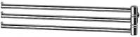 Подробнее о Полотенцедержатель FBS Universal UNI 037 тройной поворотный длина 35 см цвет хром