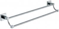 Подробнее о Полотенцедержатель Fixsen Metra FX-11102 двойной длина 62 см хром