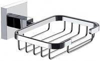 Подробнее о Мыльница- решетка Fixsen Metra FX-11109 подвесная хром