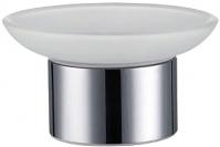 Подробнее о Мыльница Fixsen FX-127 настольная цвет хром/стекло матовое