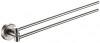 Подробнее о Полотенцедержатель Fixsen Modern FX-51502 двойной `рога` длина 31 см хром