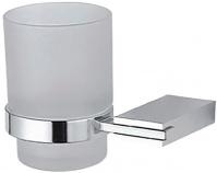 Подробнее о Стакан Fixsen Noble FX-6106 подвесной хром/стекло матовое