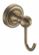 Подробнее о Крючок Fixsen Antik FX-61105 одинарный бронза