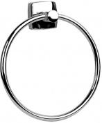 Подробнее о Полотенцедержатель Fixsen Kvadro FX-61311 кольцо хром