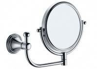 Подробнее о Зеркало косметическое Fixsen Best FX-71621 поворотное настенное хром