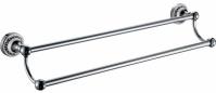 Подробнее о Полотенцедержатель Fixsen Bogema FX-78502 двойной длина 61 см хром
