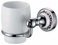 Подробнее о Стакан Fixsen Bogema FX-78506 подвесной хром/керамика белая