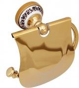 Подробнее о Бумагодержатель Fixsen Bogema Gold FX-78510G закрытый золото