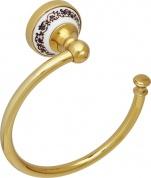 Подробнее о Полотенцедержатель Fixsen Bogema Gold FX-78511G полукольцо золото