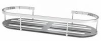 Подробнее о Полка-решетка Fixsen FX-837 овальная хром