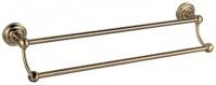 Подробнее о Полотенцедержатель Fixsen Retro FX-83802 двойной длина 36,5 см бронза