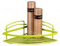 Подробнее о Полка-решетка Fixsen FX-850G-1 угловая 22,5 х 22,5 см цвет зеленый