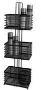 Подробнее о Полка-решетка Fixsen FX-851 прямая h72,5 см (3 яруса) хром