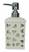 Подробнее о Дозатор для мыла Fixsen Hapy FX-A211-W-1 настольный цвет белый