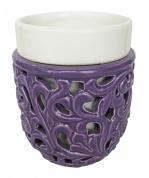Подробнее о Стакан Fixsen Livy FX-A213-P1-3 настольный цвет фиолетовый
