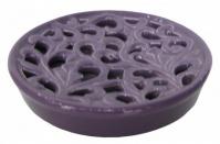 Подробнее о Мыльница Fixsen Livy FX-A213-P1-4 настольная цвет фиолетовый