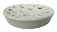 Подробнее о Мыльница Fixsen Luny FX-A225-W-4 настольная цвет белый