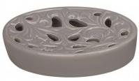 Подробнее о Мыльница Fixsen Sedy FX-A237-G6-4 настольная цвет серый