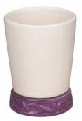 Подробнее о Стакан Fixsen Navy FX-A237-P1-3 настольный цвет фиолетовый