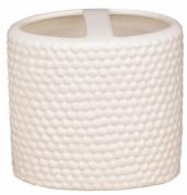 Подробнее о Стакан Fixsen Peny FX-B033-W-2 настольный для зубных щеток цвет белый