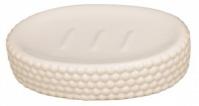 Подробнее о Мыльница Fixsen Peny FX-B033-W-4 настольная цвет белый