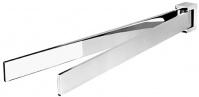Подробнее о Полотенцедержатель Geesa Modern Art 3505-02 двойной вращаюшийся длиной L=43,6 см хром