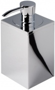 Подробнее о Дозатор жидкого мыла Geesa Modern Art 3516-02 настенный хром