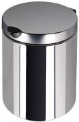 Подробнее о Ведро для мусора Geesa Standard Hotel 624-С настенное (3 литра полированная сталь
