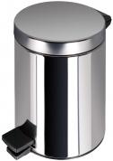 Подробнее о Ведро для мусора Geesa Standard Hotel 625-С напольное (3 литра полированная сталь