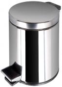 Подробнее о Ведро для мусора Geesa Standard Hotel 626-С напольное (5 литров полированная сталь