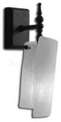 Подробнее о Светильник Globo Paestum PAAA50 настенный металл ковка / стекло