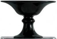 Подробнее о Мыльница Globo Relais RE041NE настольная керамика черная