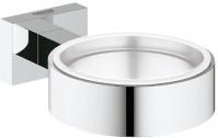 Подробнее о Держатель дозатора мыла Grohe Essentials Cube 40508000 настенный хром