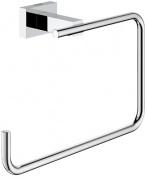 Подробнее о Полотенцедержатель Grohe Essentials Cube 40510000 кольцо хром