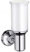 Подробнее о Светильник Hansgrohe Ax Montreux 42056000 настенный хром / стекло
