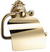 Подробнее о Бумагодержатель Hayta Gabriel 13903-4/GOLD закрытый золото