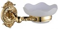 Подробнее о Мыльница Hayta Gabriel  13904-1/GOLD  подвесная золото/стекло