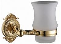 Подробнее о Стакан Hayta Gabriel 13905-1/GOLD подвесной золото/стекло